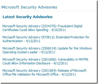 Microsoft_Security_RSS