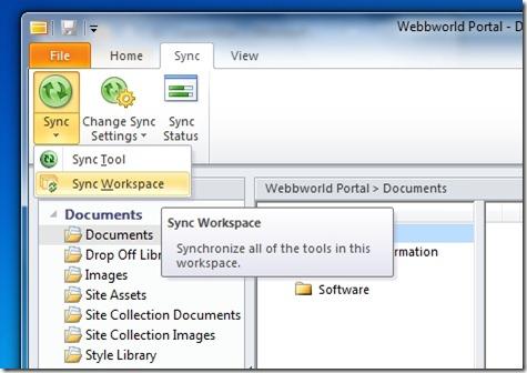 Sync_Workspace