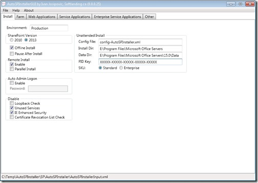 AutoSPInstaller_GUI_1