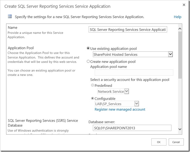 Create_Service_Application
