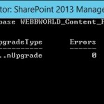 SharePoint 2013 - Request an upgrade evaluation site collection