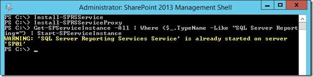 Install-SPRSService