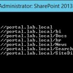 PowerShell script to list sites that have a specified feature enabled