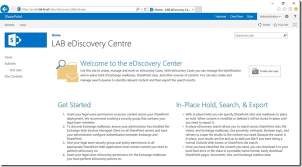 eDiscovery_Centre